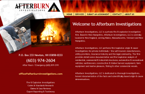 afterburn-investigations